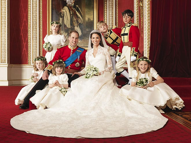 The Royal Wedding – What a gift of a theme!