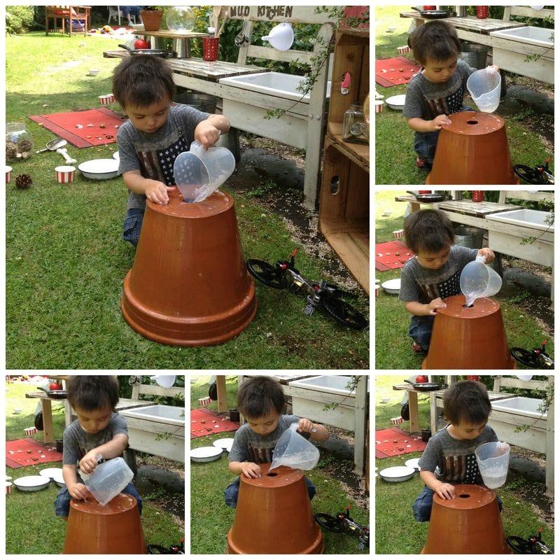 Sonny plant pot