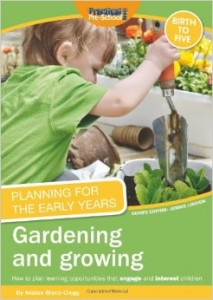 gardening and growing